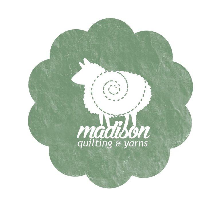 Madison Quilting and Yarns, LLC logo